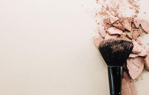 Brush de maquillage
