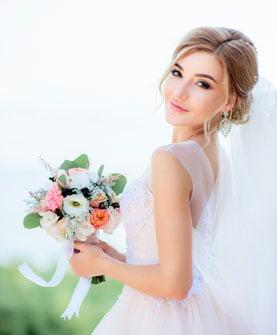 Maquillage pour un mariage